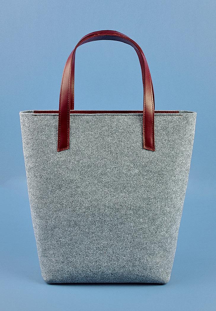сумка из фетра купить