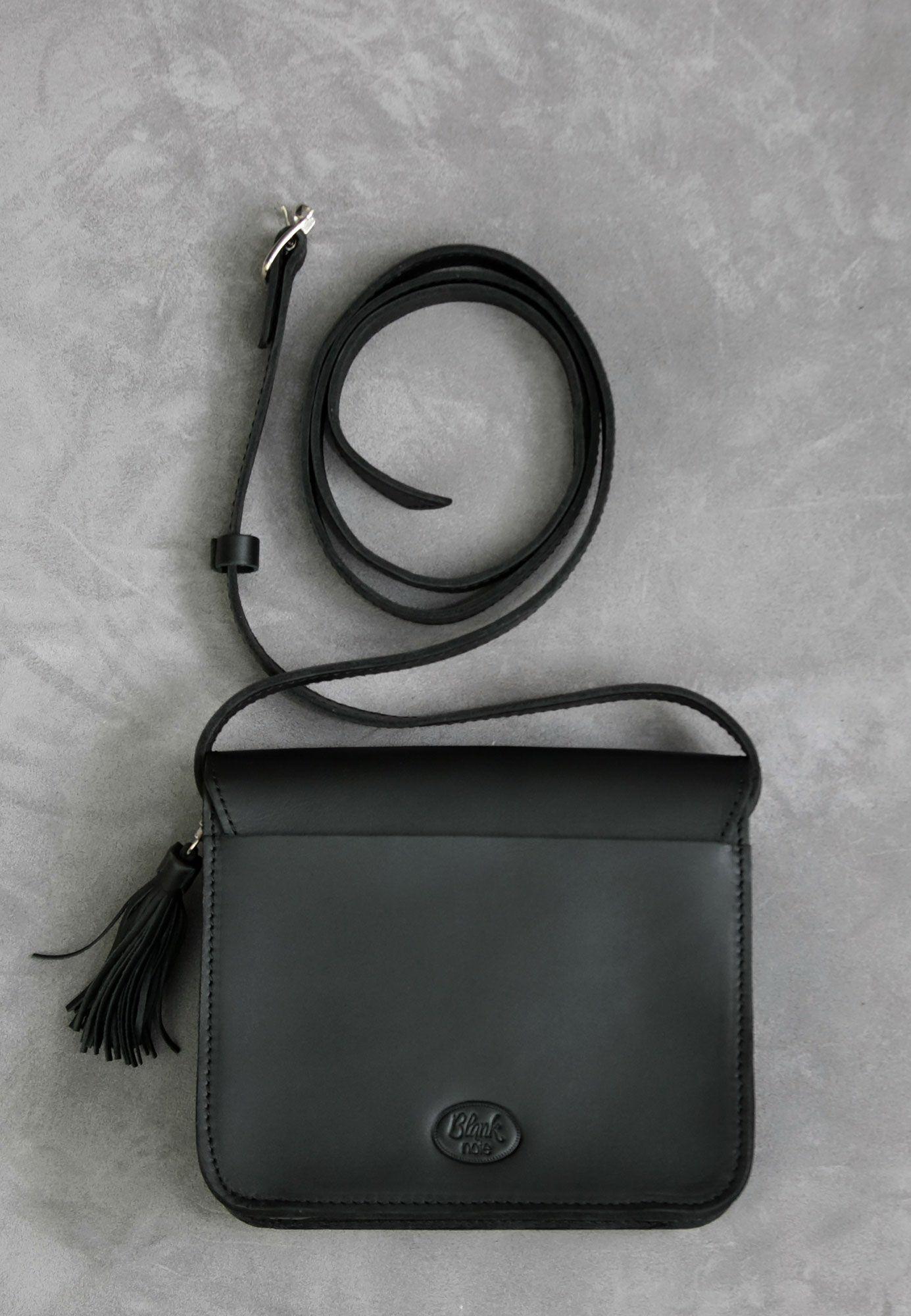 Бохо-сумка Лилу графит Фото 2