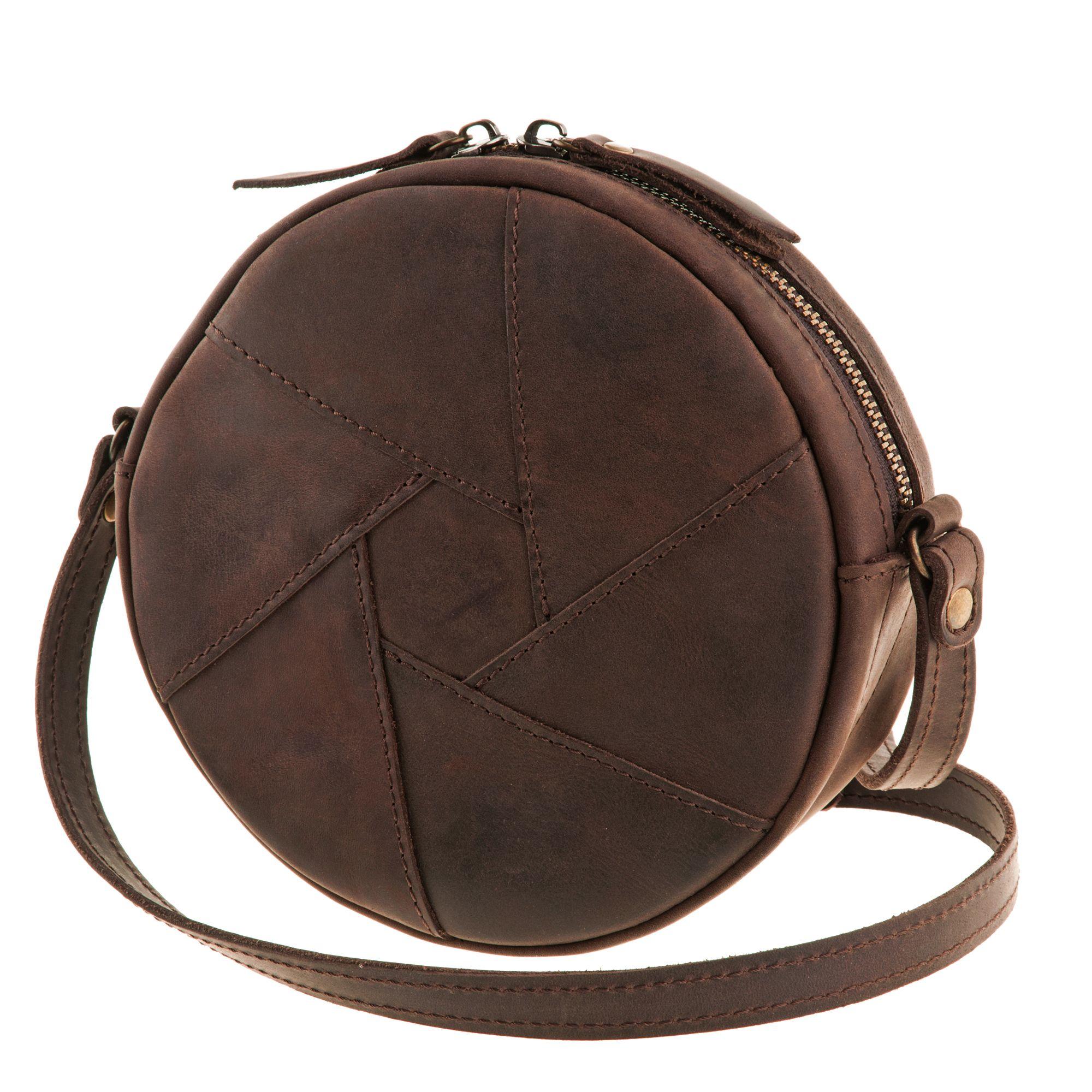 Купить кожаную сумку со скидкой от BlankNote -30%