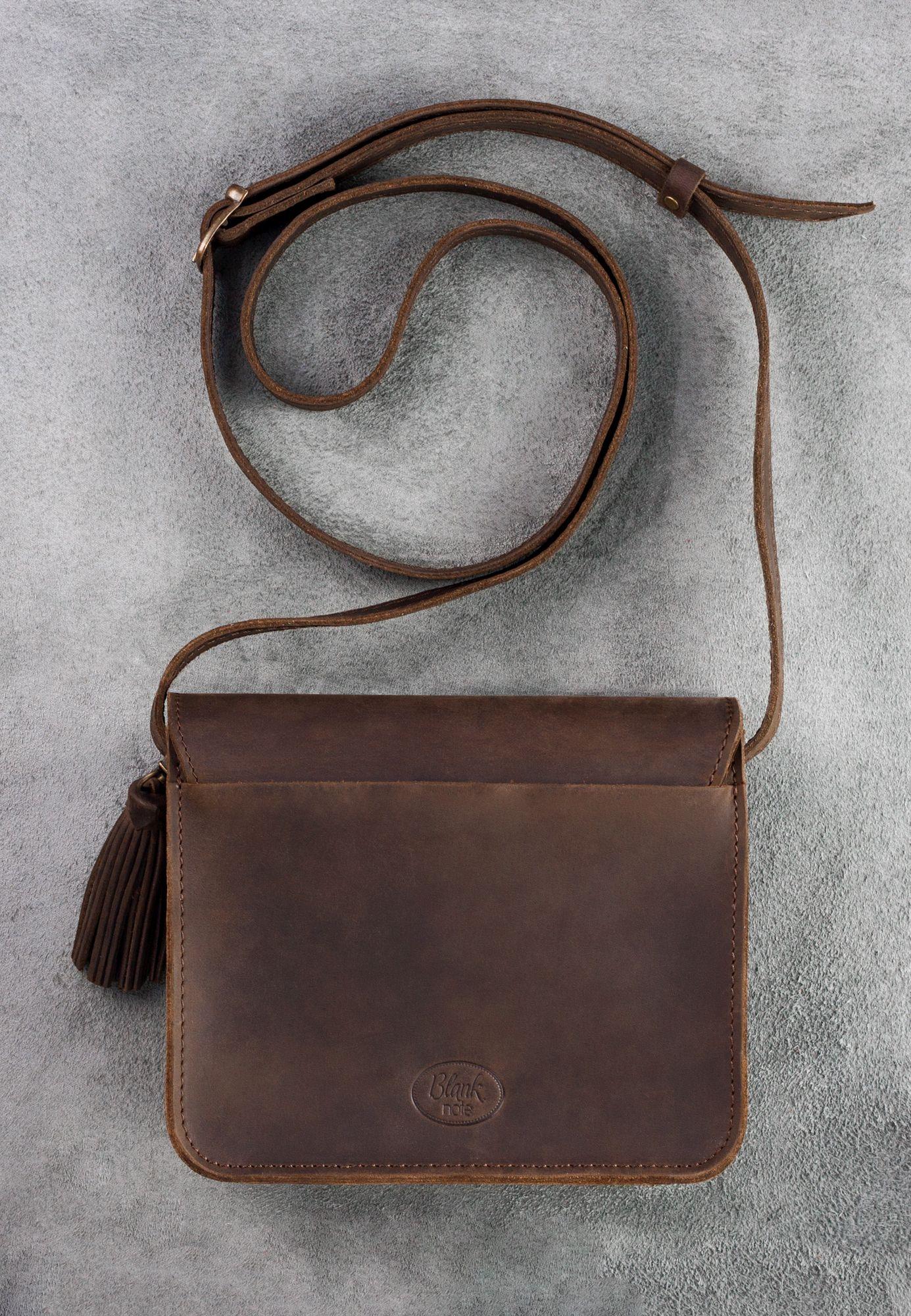Бохо-сумка Лилу орех Фото 2
