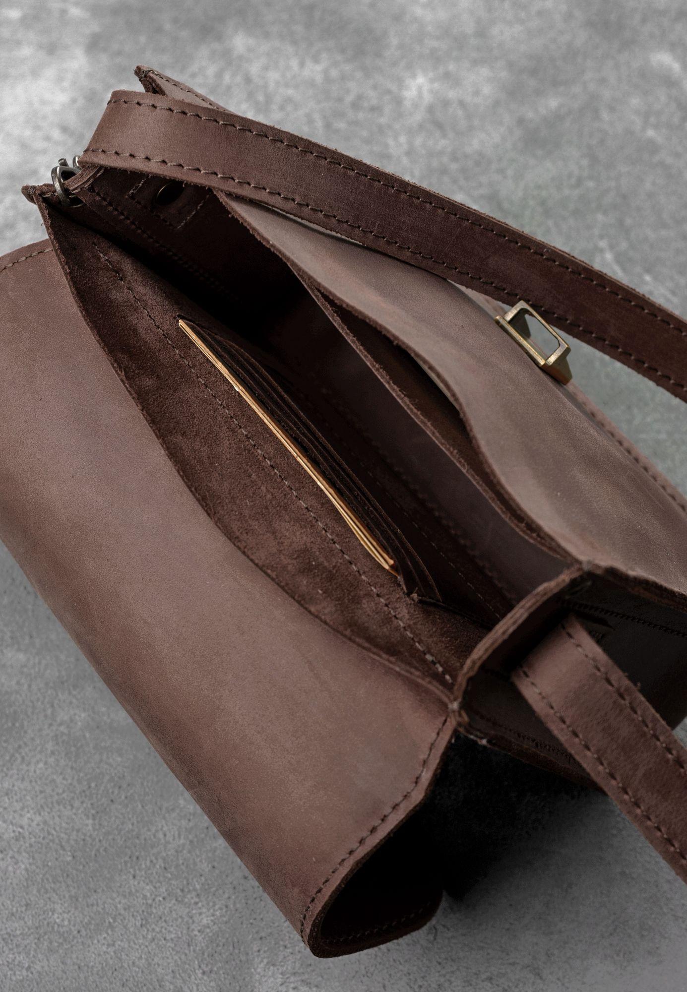 Бохо-сумка Лилу орех Фото 1